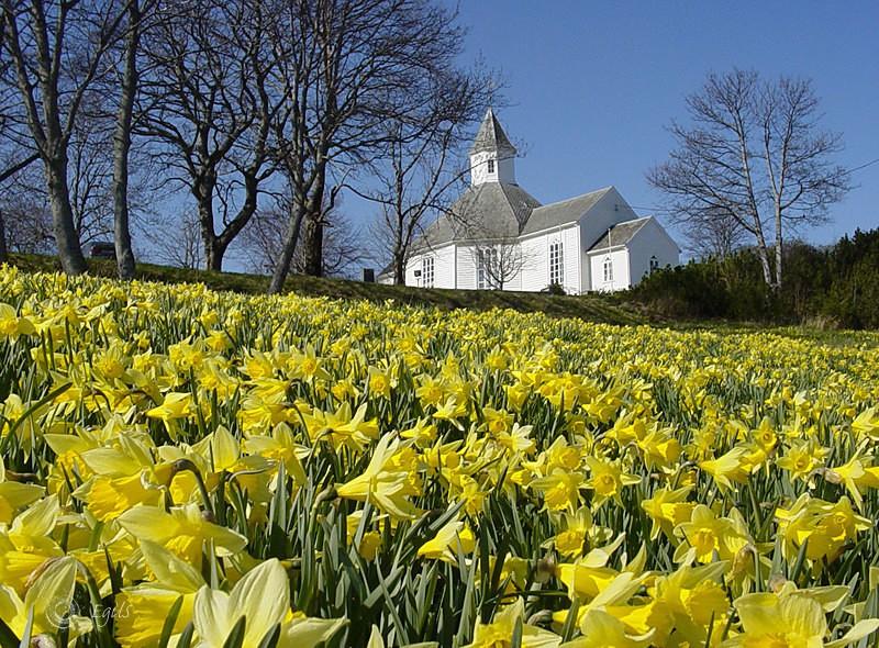 Aukra kirke 20030421-DSC00740 - Kirker