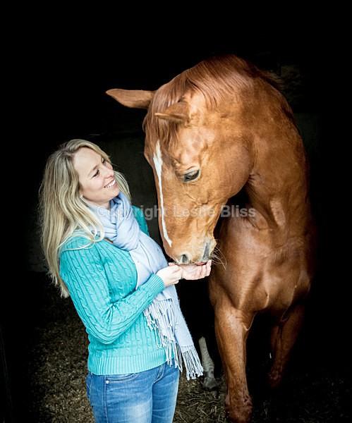 Hannah Biggs - Dressage Rider Portraits
