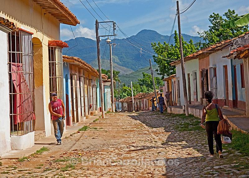 Trinidad,Southern Cuba - Cuba, Island Tour 2010