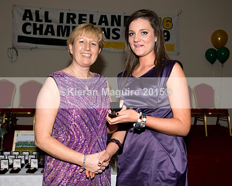 _MGL1514 - Meath Ladies All Ireland U16 And Meath Minor Ladies