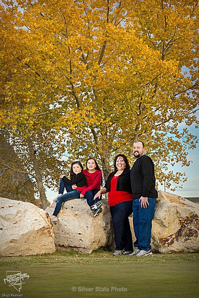 The Mathern Family - People