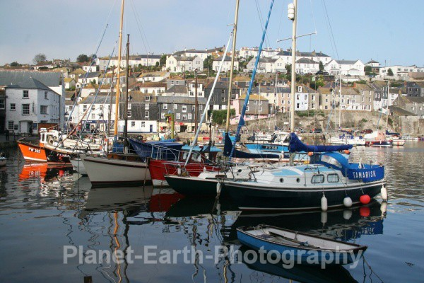 Mevagissey Harbour - Landscapes / Seascapes