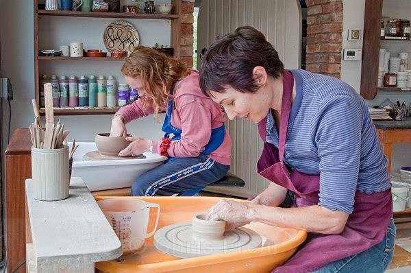 15 - Oxcombe Pottery Shoot