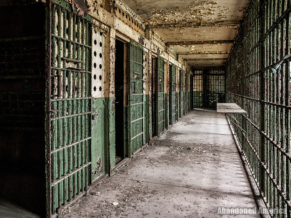 York County Prison (York, PA) | Cell Block - The York County Prison