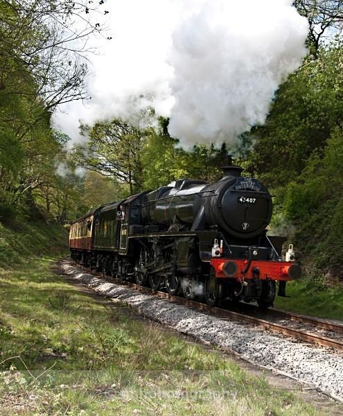 Steam Train - Engines