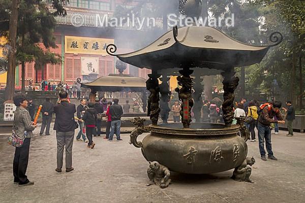 Lingyin temple offerings - Exhibition acceptances