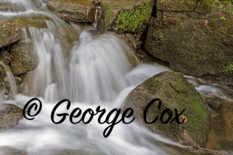 Lumsdale Waterfall - Waterfalls