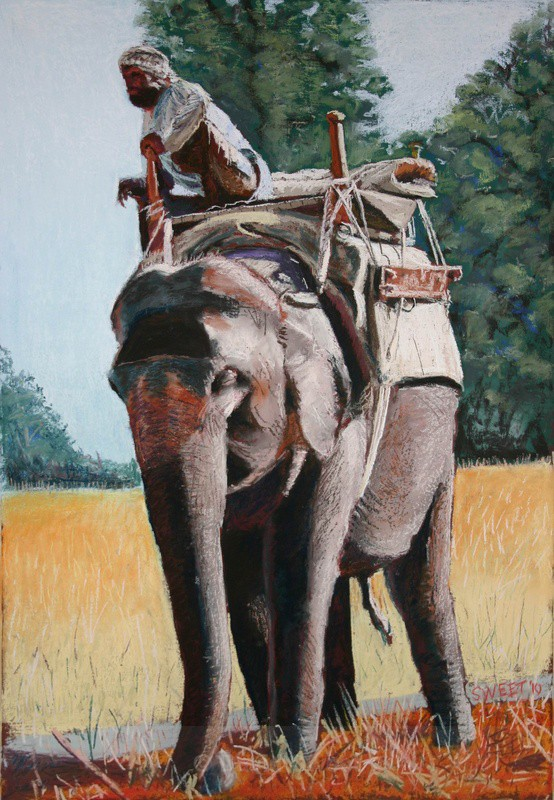 Mahout - Paintings