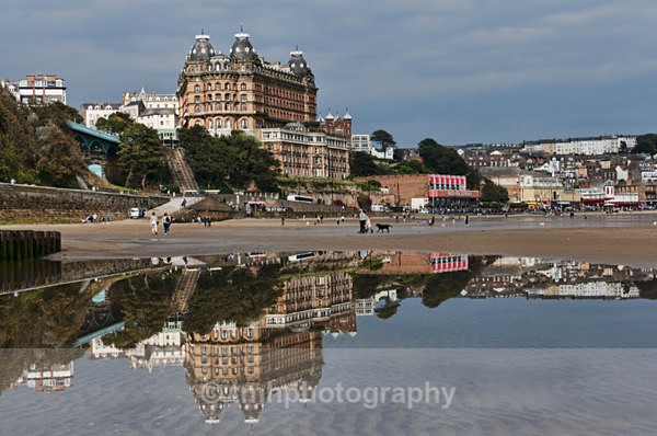 Grand Reflections. - Yorkshire Coast