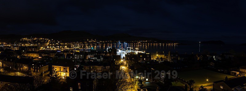 Campbeltown Loch 2014 - Night Photography