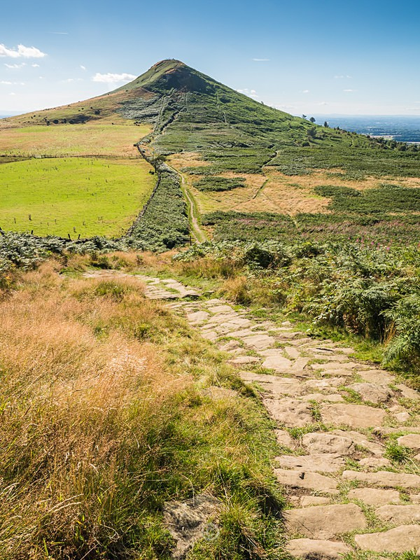 The Way To Roseberry - North-East England