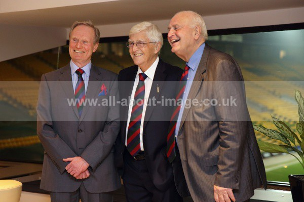 1N2A1942a - An Evening with Sir Michael Parkinson ~ NCFC, March 11th
