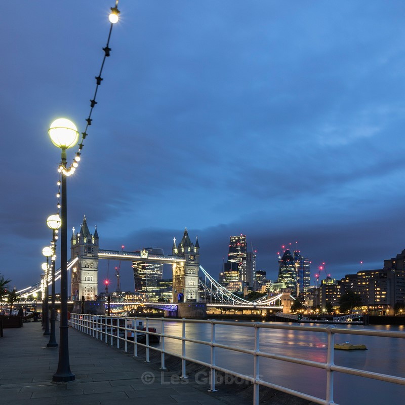 Tower Bridge night3 - London