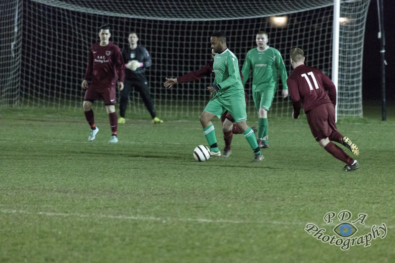 4 - Sunday Vase - Cup Final
