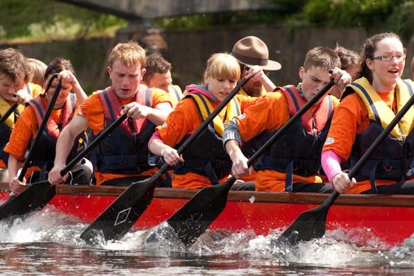 19 - Dumfries Devorgilla Dragon Boat Race 2010