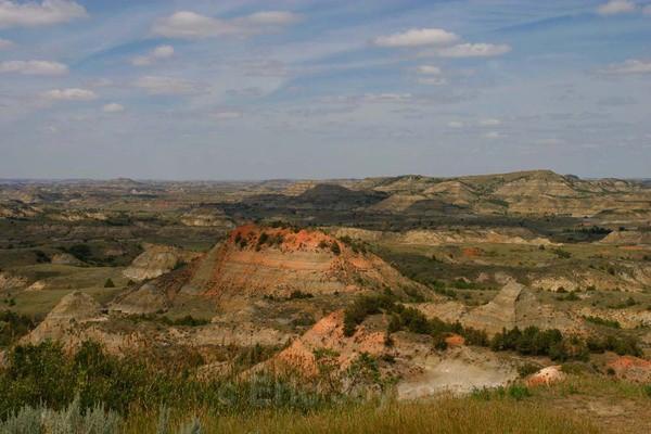 Badlands 3 - North Dakota Badlands