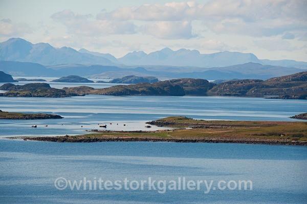 Summer Isles Views - Scottish Highlands