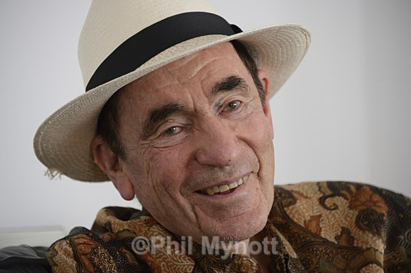 Professional photographer portrait UK Cambridge Justice Albie Sachs photo portrait Cambridge Professional Photographer UK