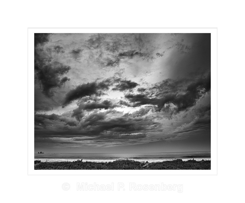 Clearing Storm, Beach 2, La Push WA (2014/D00819) - CALIFORNIA, OREGON, AND WASHINGTON STATES