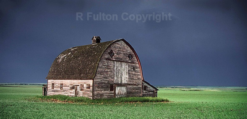 The Barn - Landscapes