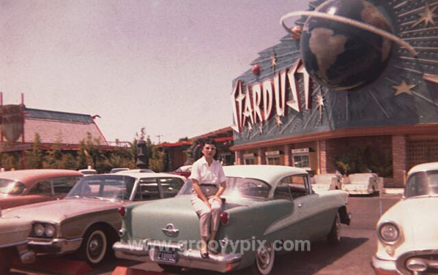 Stardust Las Vegas 1960 - On Vacation