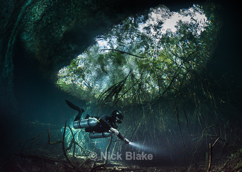 - Cenotes of the Yucatan Peninsular, Mexico
