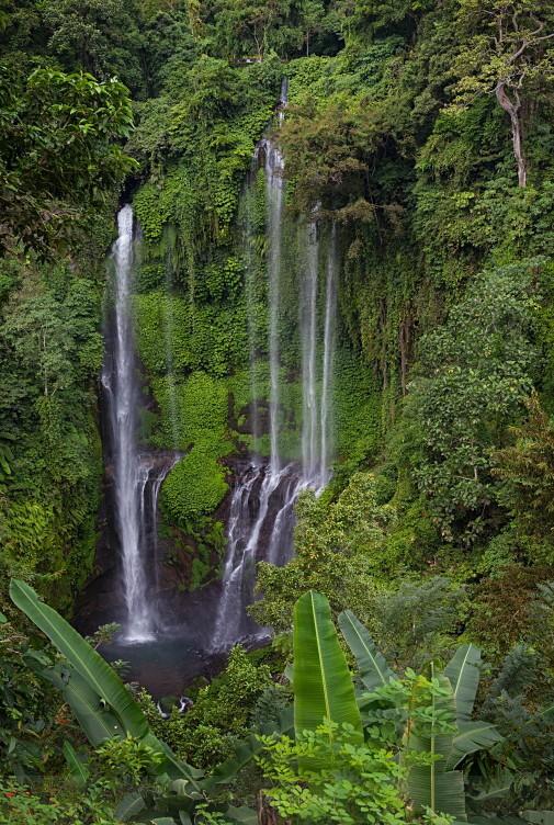 Sekumpul Falls - Bali's Lush Heartland
