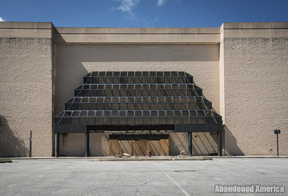 Owings Mills Mall (Owings Mills, MD) | Macy's Exterior - Owings Mills Mall