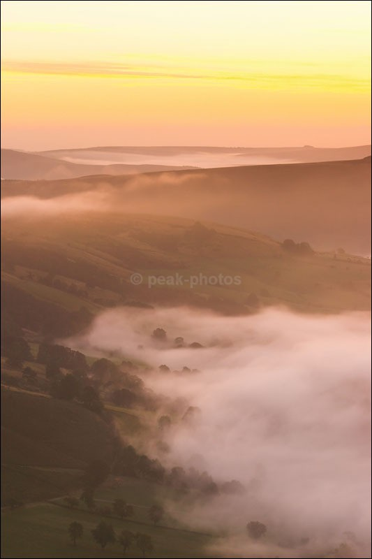 Pastel Morning - Peak District   White Peak
