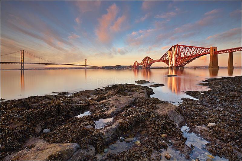 Forth Bridge - Photographs of Scotland
