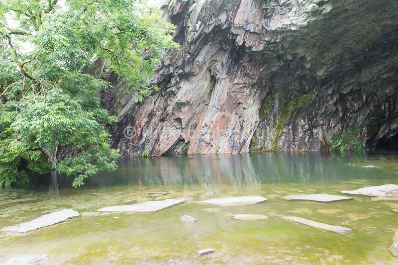 Rydal Cave - Lake District National Park - Lake District National Park