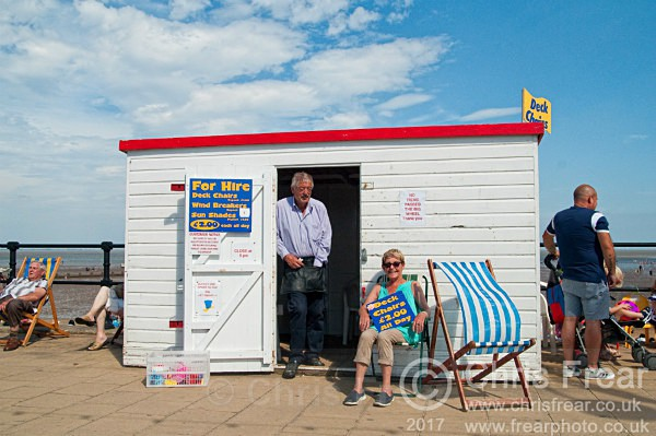 Deckchair Attendants - Recent Images