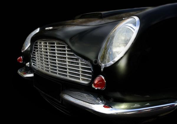 Aston Martin DB5 - TRANSPORT