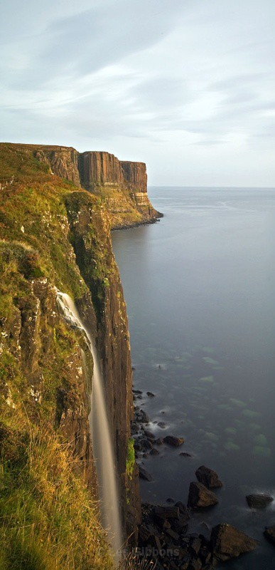 kilt rock - Highlands and Islands