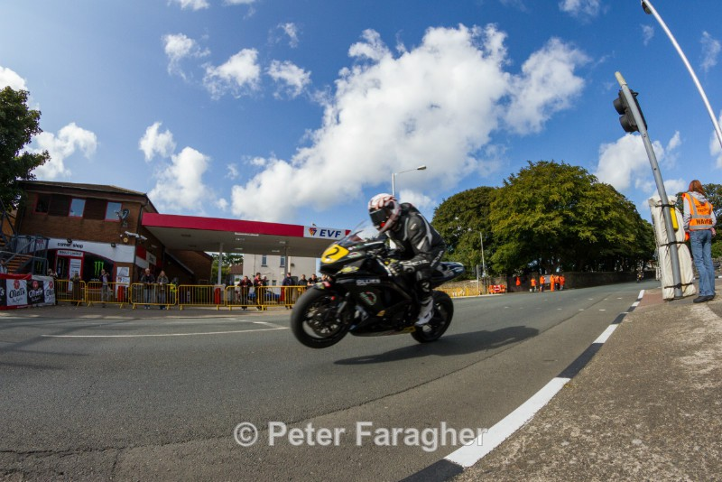 Andy Farrell - Manx Grand Prix and Classic TT