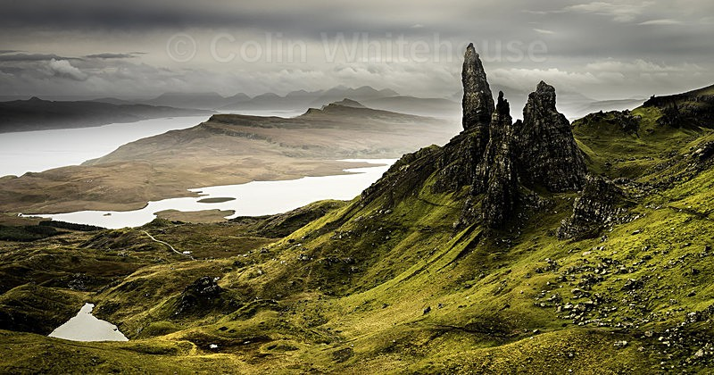 The Old Man Of Storr - Scotland