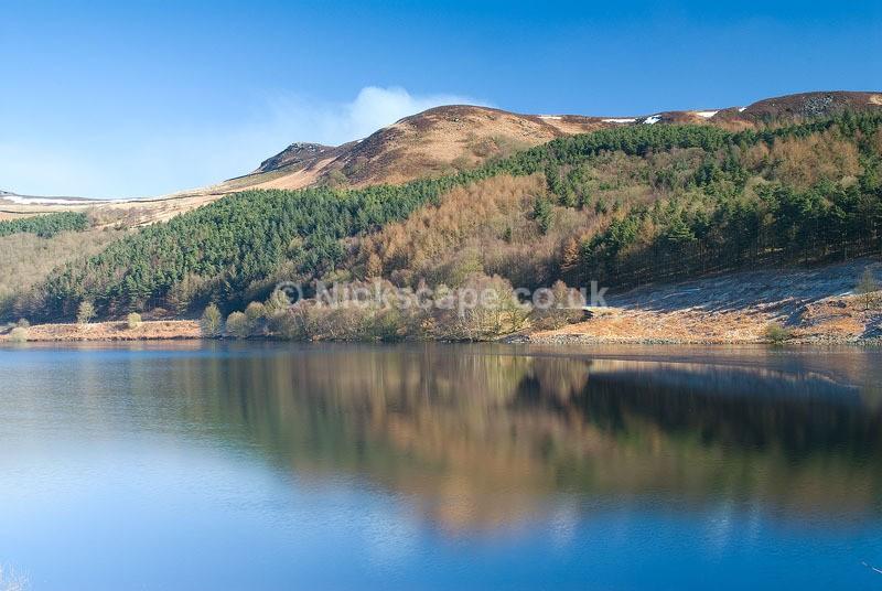 Ladybower Reservoir - Peak District Landscape Photography Gallery