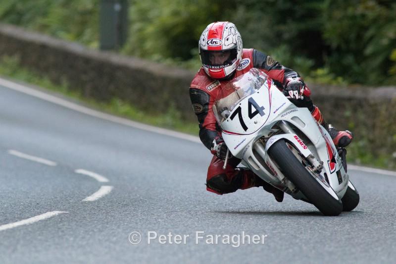 Chris Moore - Manx Grand Prix and Classic TT