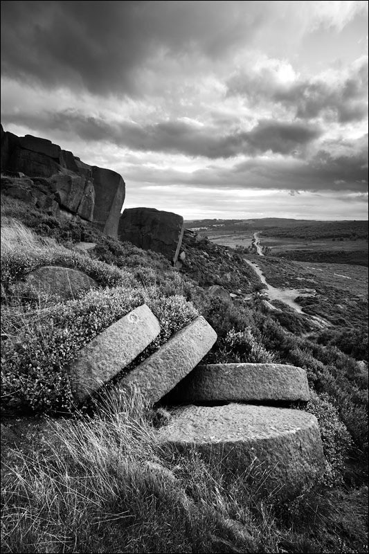 Peak District Millstones - Peak District | Dark Peak