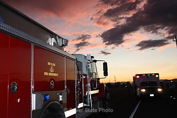 Engine and Dive Van - Fallon/Churchill Fire Department