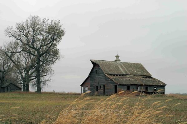 Lyon County Barn 2 - Barns & Remnants