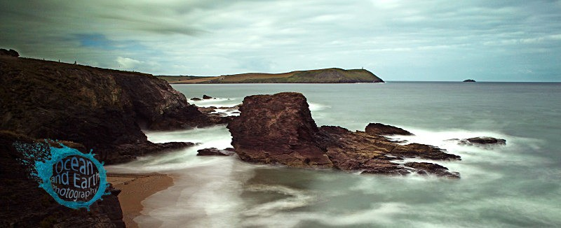 Out From Polzeath - Panorama