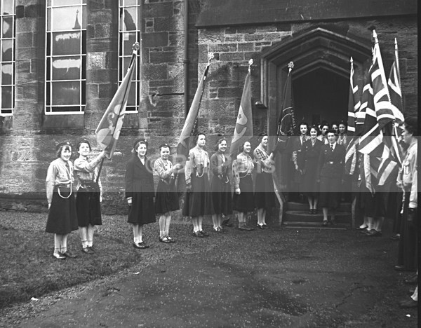 Guides Larkhall 1958 No1 - Archive.