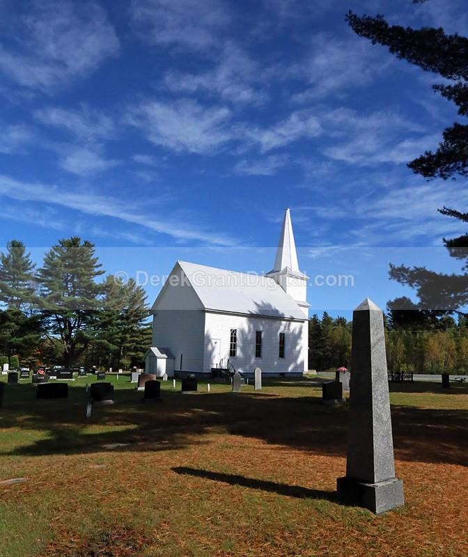 Upper Blackville United Baptist Church ~ New Brunswick, Canada - Churches of New Brunswick