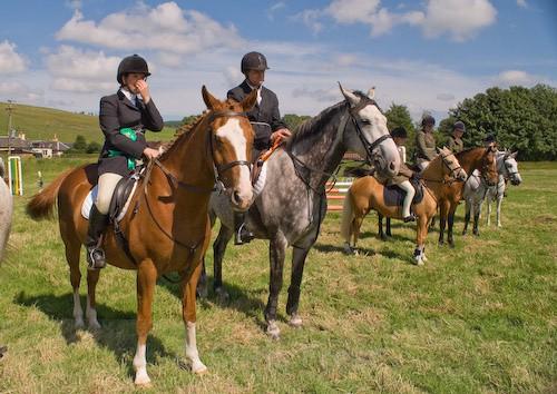 134 - Moniaive Horse Show 2008