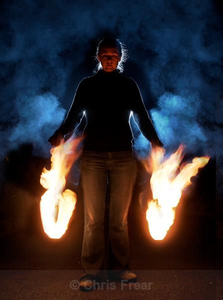 Firedancer - People Portraits