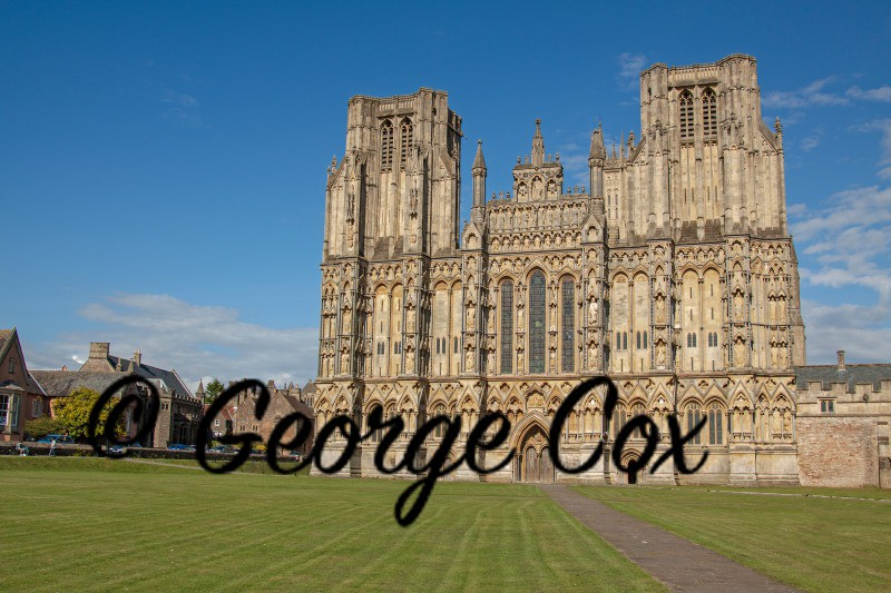 Wells Cathedral - Landscapes