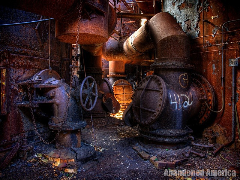 Carrie Furnaces (Rankin, PA) | - Carrie Furnaces