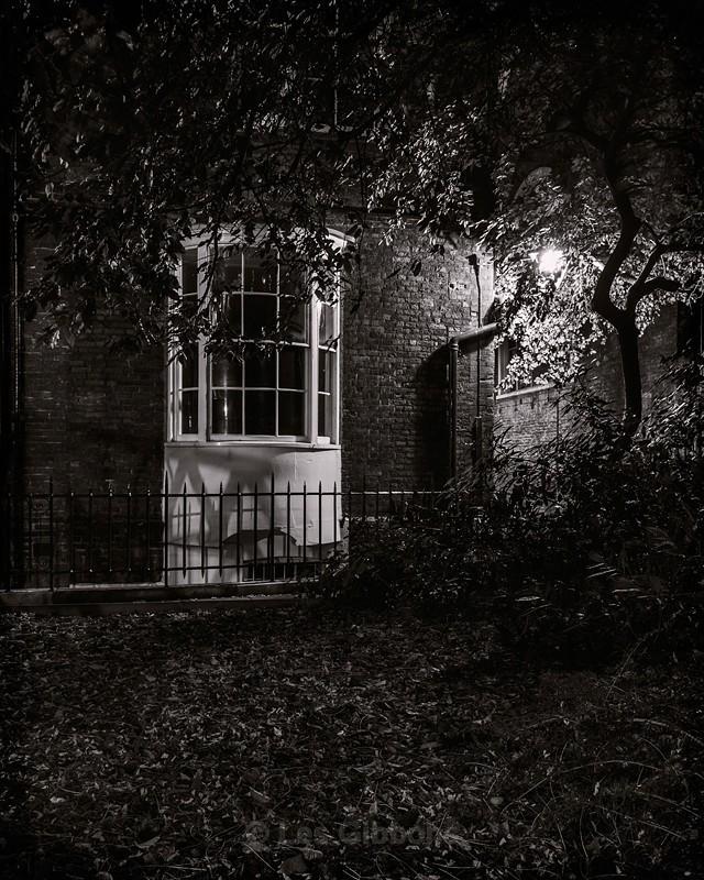 Amen corner window - London