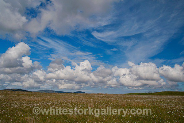 Big Skies, Uist - Scottish Highlands